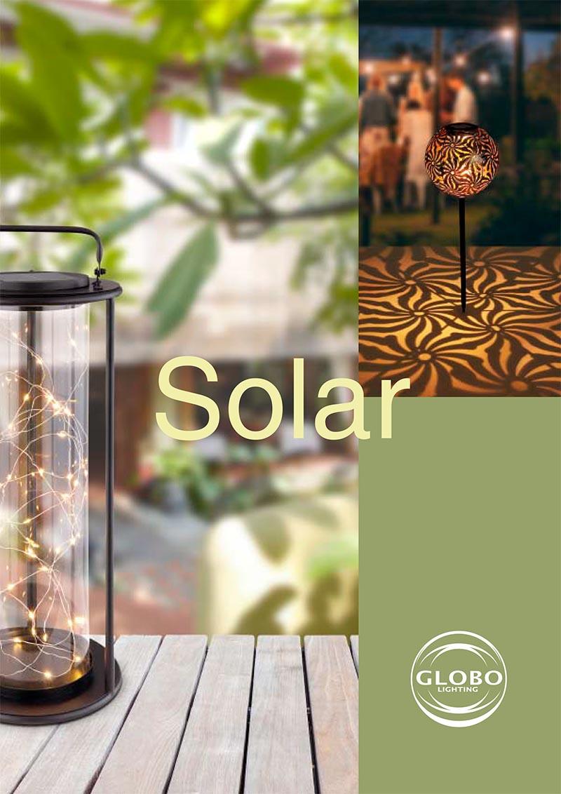 Globo Lighting Solar 2020