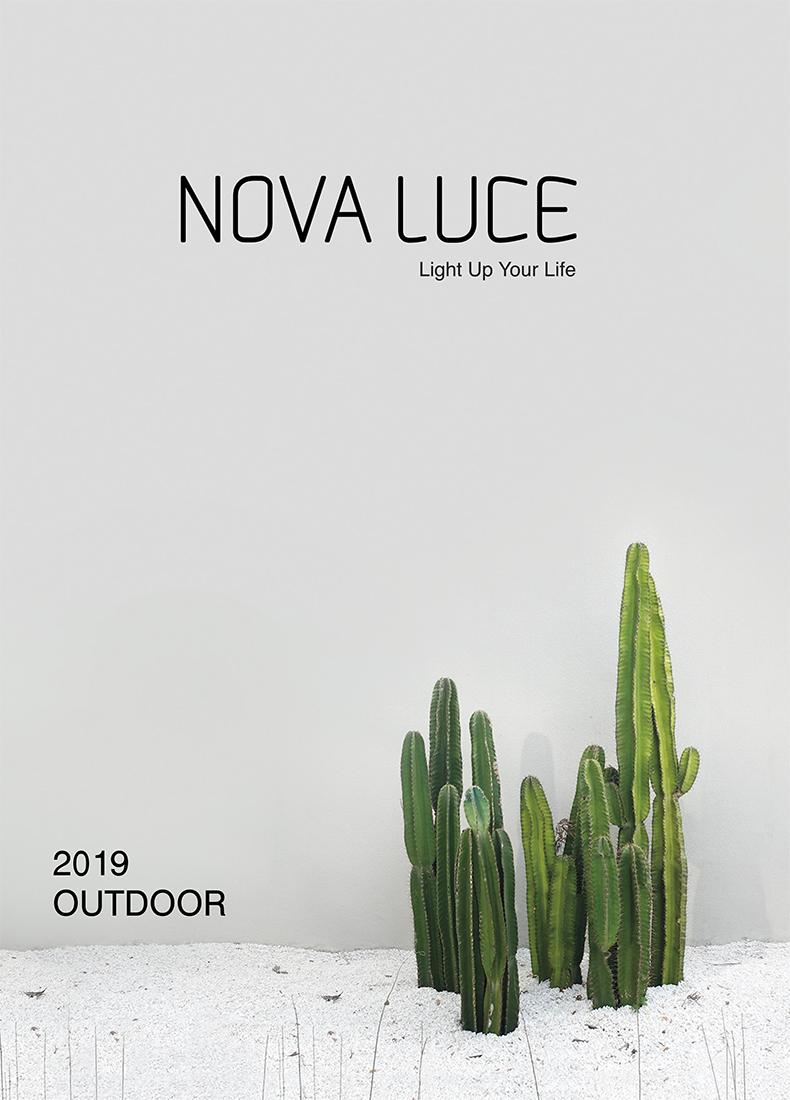 Nova Luce Outdoor 2019