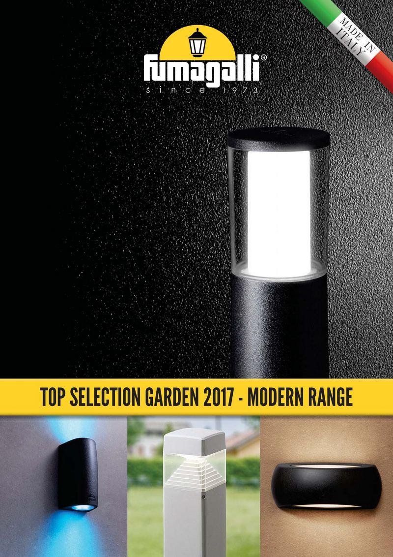 Fumagalli Top Selection Garden 2017 Modern