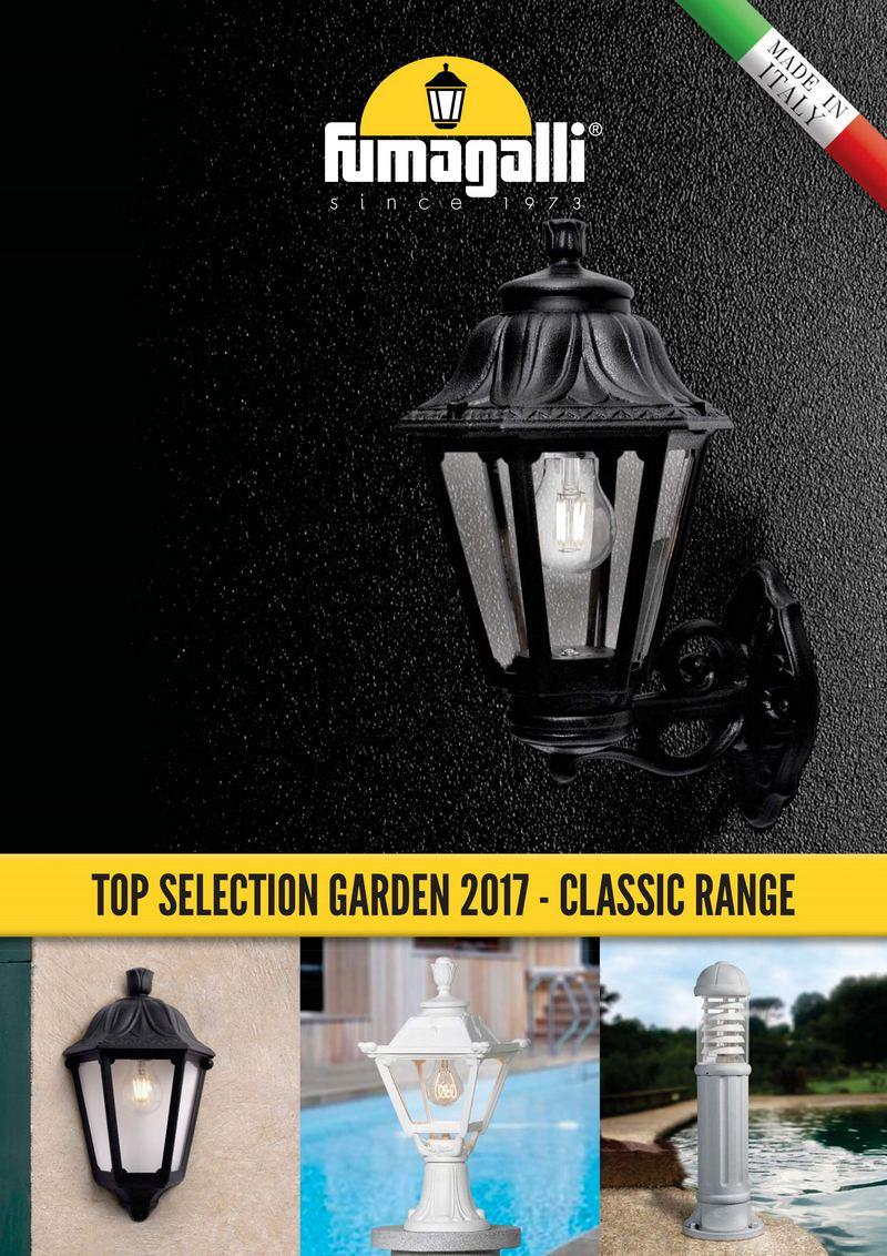 Fumagalli Top Selection Garden 2017 Classic