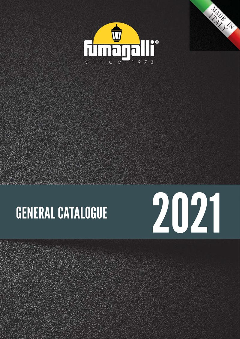 Fumagalli General Catalogue 2021