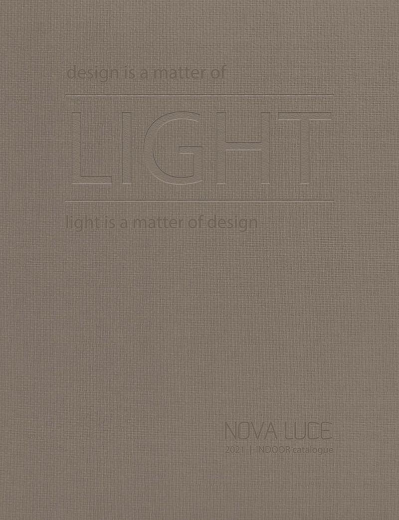 Nova Luce Indoor Catalogue 2021